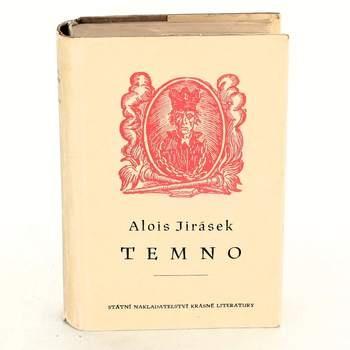 Kniha Temno Alois Jirásek