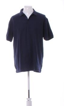 Pánské tričko Fruit of the Loom modré