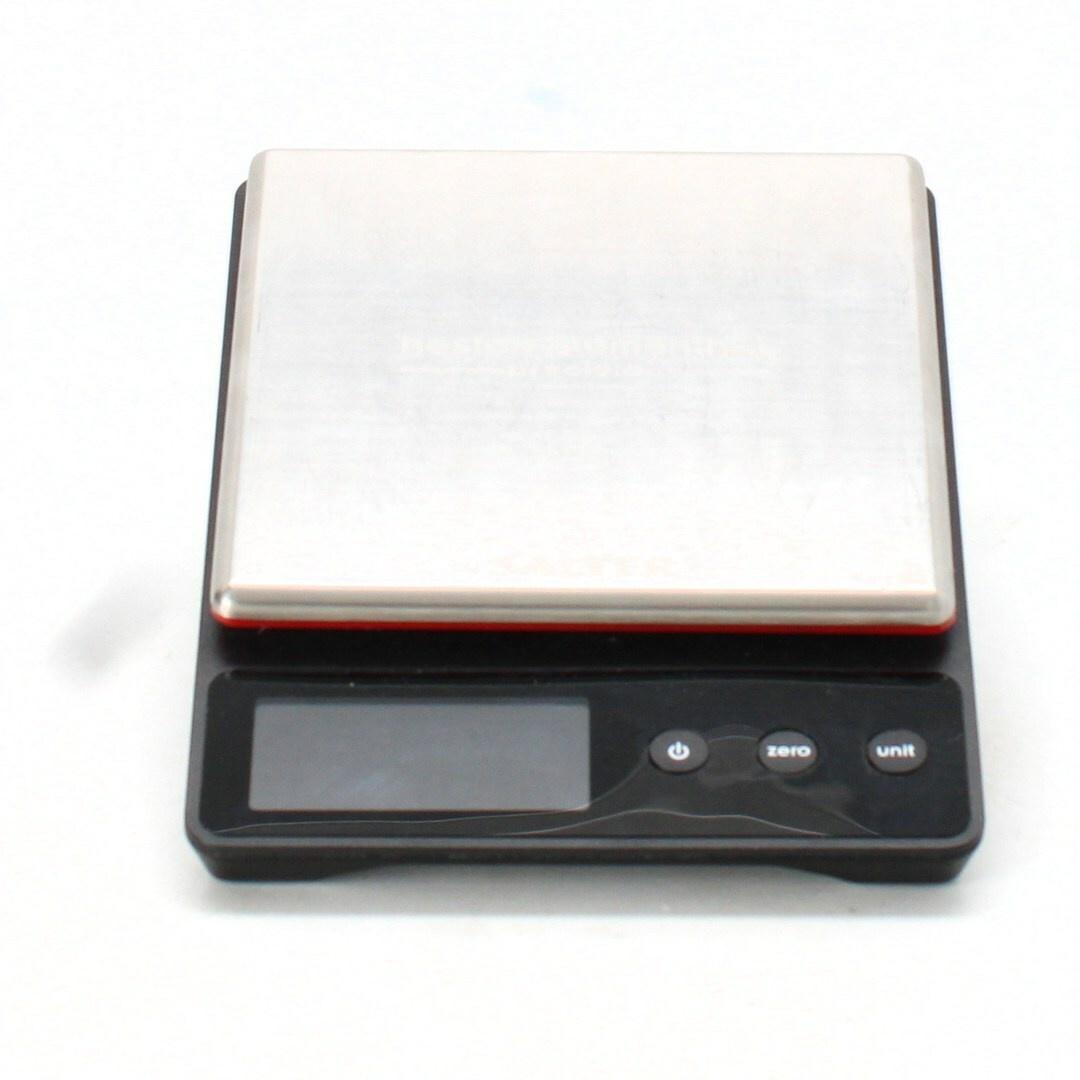 Kuchyňská váha Salter SA1140HBBKDR Heston Blume