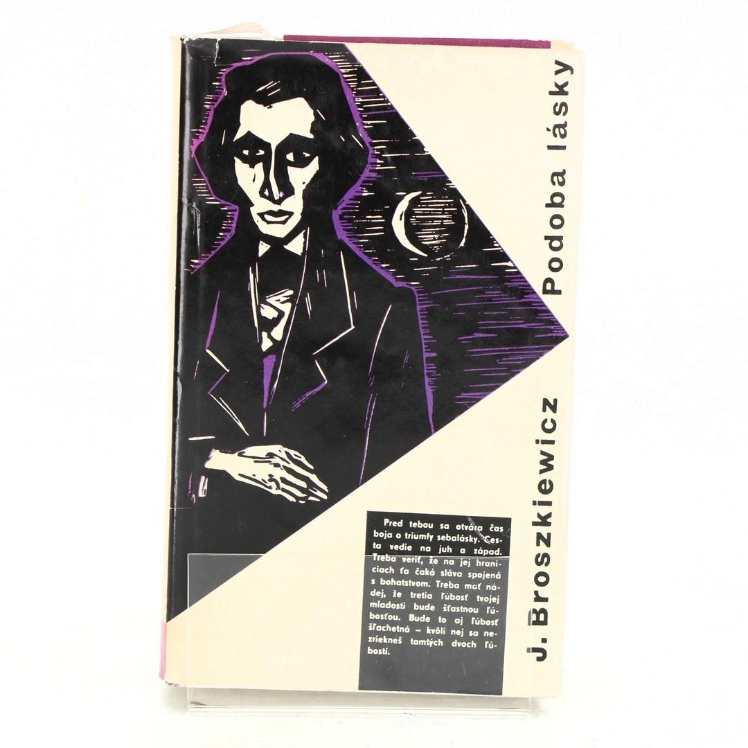 Kniha Podoba lásky Jerzy Broszkiewicz
