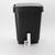 Odpadkový koš AmazonBasics šedý 10 l