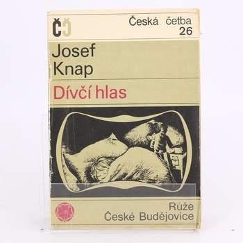 Kniha Dívčí hlas Josef Knap