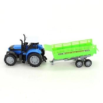 Model traktoru GearBox s valníkem