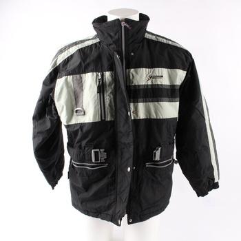 d85999aa83f Dámská bunda Brugi černá motorkářská