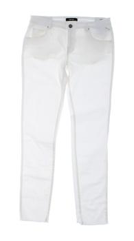 Dámské džíny Replay odstín bílé