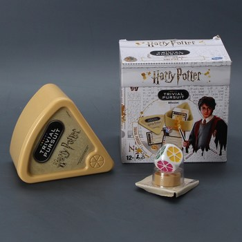 Hra Harry Potter Trivial Pursuit White 36658