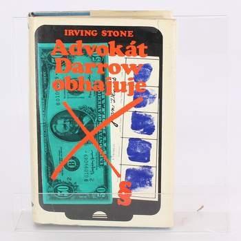 Kniha SVOBODA Advokát Darrow obhajuje Irving Stone