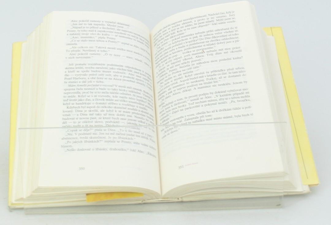 Kniha R. Ruark: Medajlonky