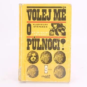 Detektivka Štěpánek: Volej mě o půlnoci