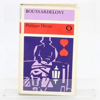 Kniha Philippe Hériat: Boussardelovi