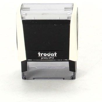 Razítko Trodat Printy 4912 bílo-černé