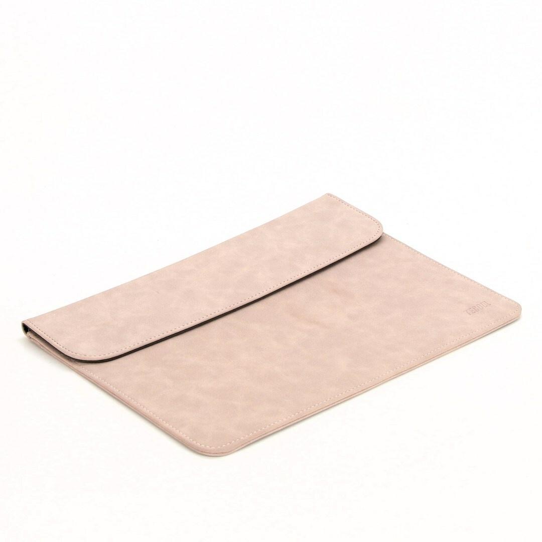 Koženkové pouzdro Tecool MacBook 13,3