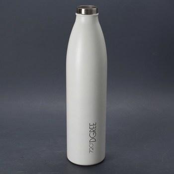 Láhev na pití 720°DGREE milkyBottle bílá