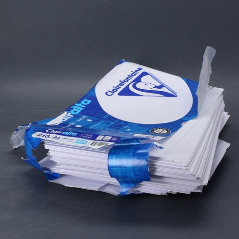 Papíry Clairefontaine Clairalfa 250 ks