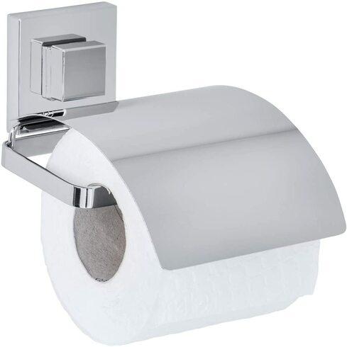 Držák na toaletní papír Wenko Vacuum-Loc Quadro