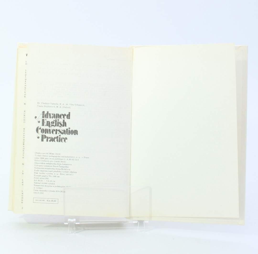 Učebnice Advanced English Conversation Practice
