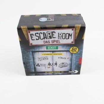 Desková úniková hra Noris Útěk z vězení