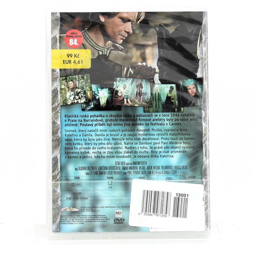 DVD Kamenný kvítek