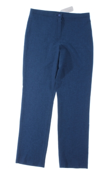 Dámské kalhoty DMK modré barvy