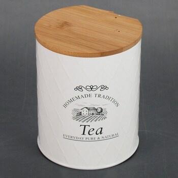 Dóza na čaj Kesper 38251 kovová