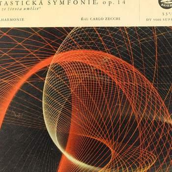 Deska Hector Berlioz Fantastická Symfonie