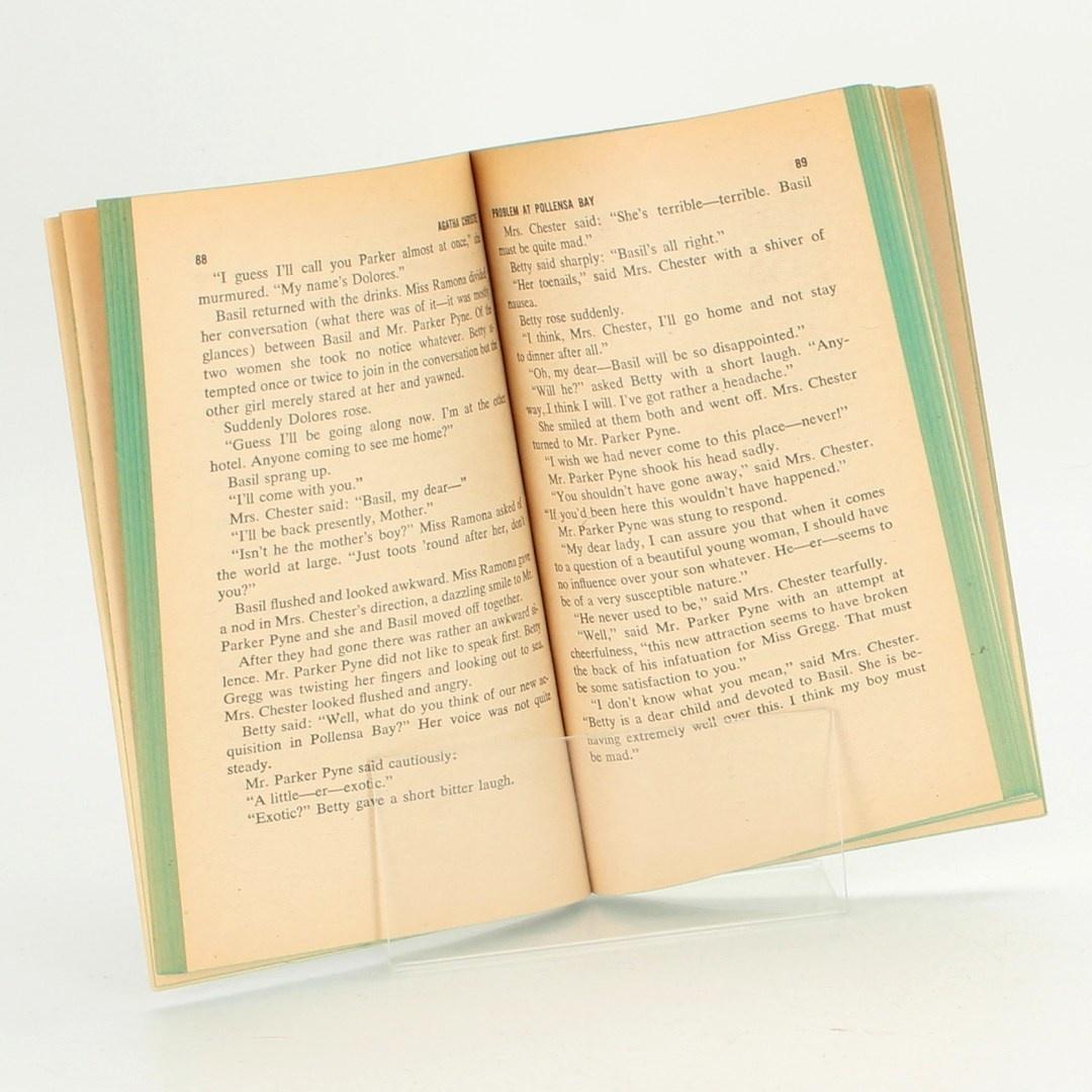 Kniha The regatta mystery