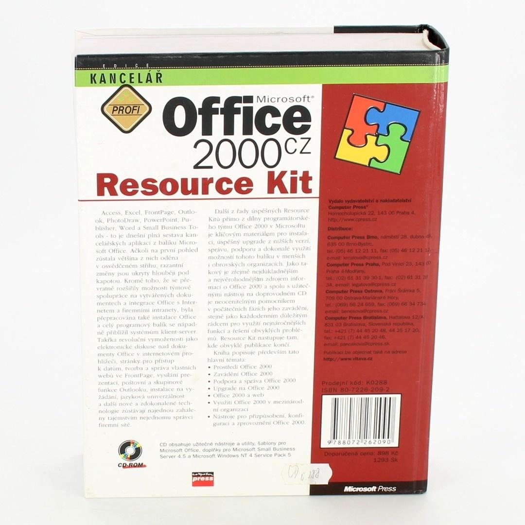 Office 2000 CZ Resource Kit