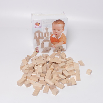 Dřevěná stavebnice Eichhorn 100010141
