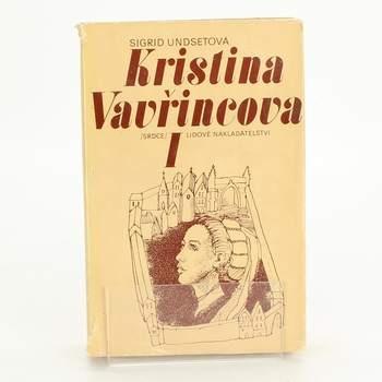 Kristina Vavřincova Sigrid Undsetová