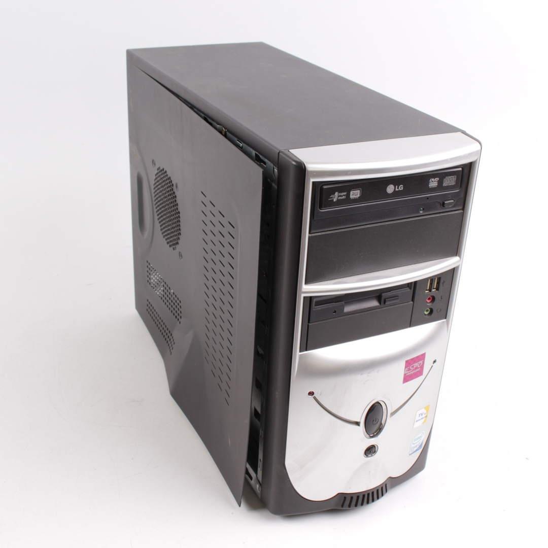 Stolní PC C2D 1,86 GHz