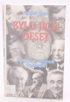 Kniha František Cinger: Bylo jich deset