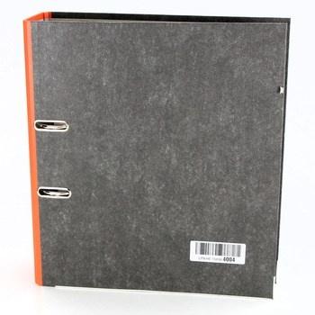 Šanon Leitz 1080 šedo-oranžový