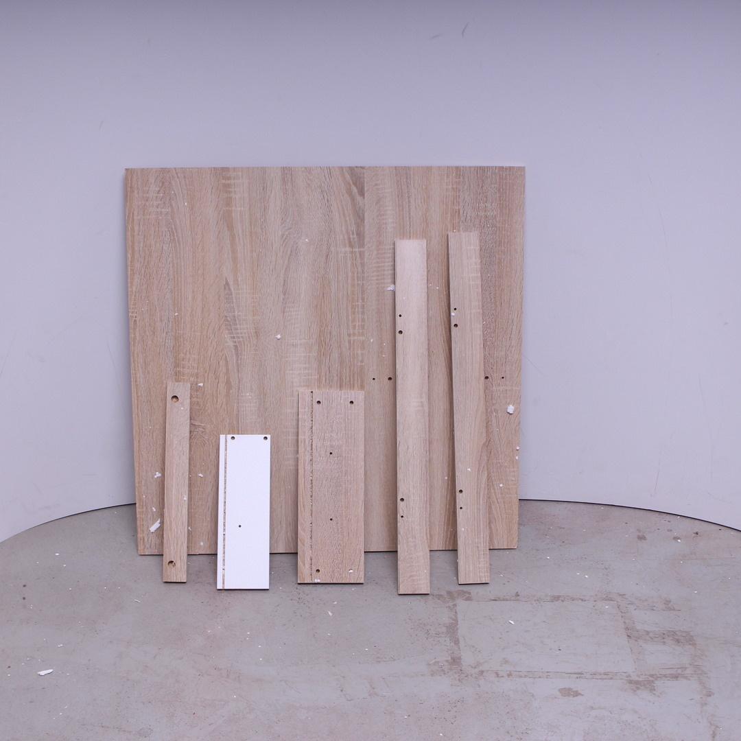 Konferenční stolek M8XJ6 dřevěný
