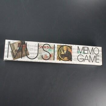 Společenská hra Piatnik Music Memo