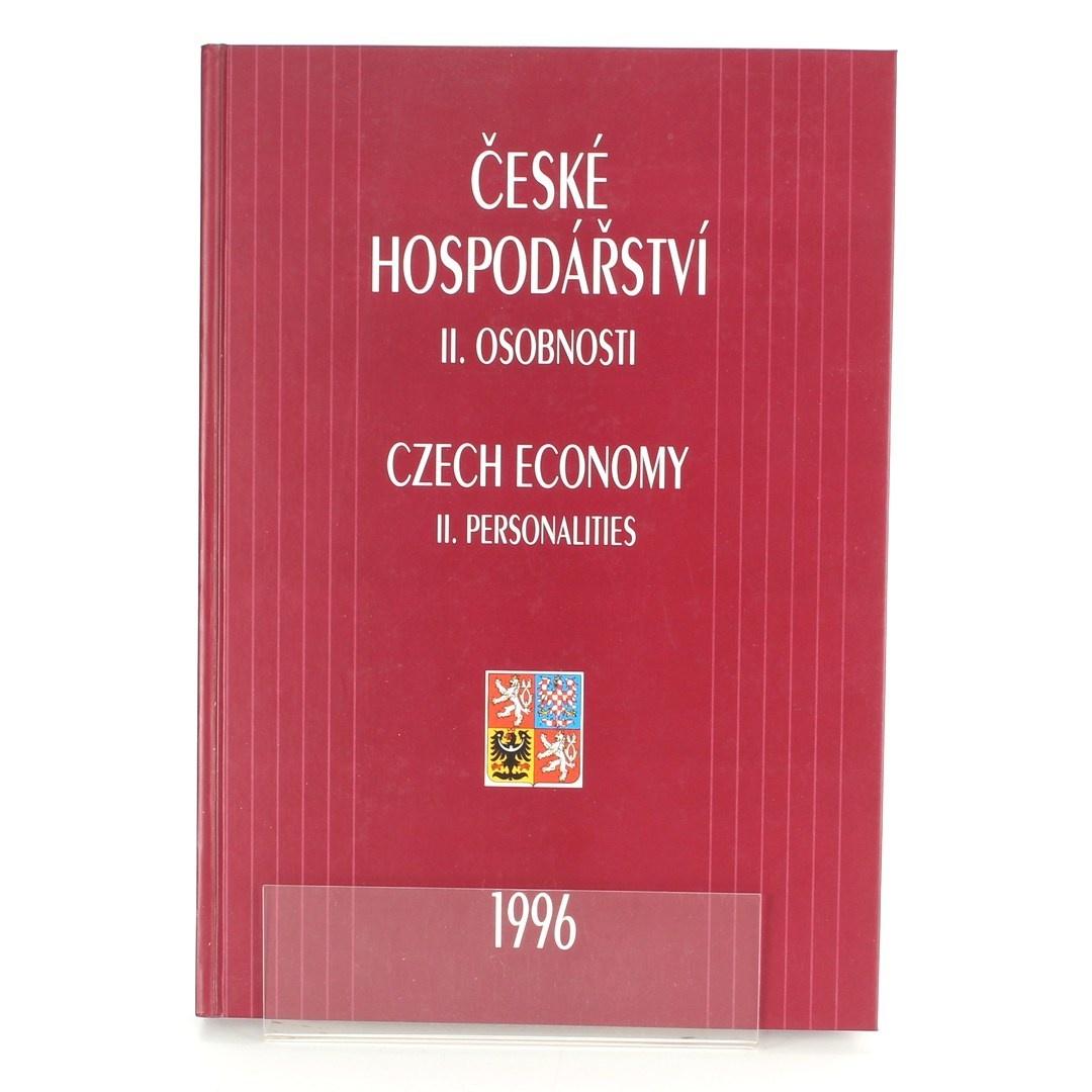 Kniha České hospodářství II. Osobnosti