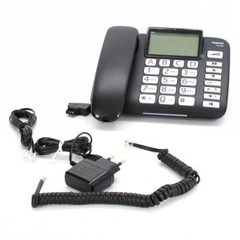 Pevný telefon Gigaset S30350-S216-B101 DL580