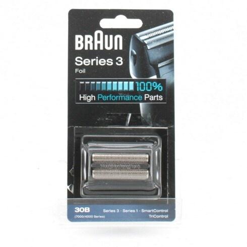Náhradní planžeta Braun Series 3 foil 30B