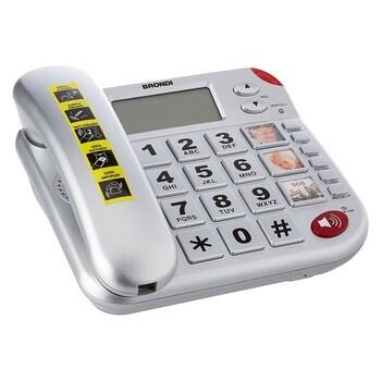 Domácí telefon Brondi Super Bravo Plus