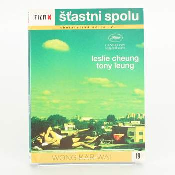 DVD film: Šťastni spolu Wong Kar Wai