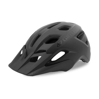 Cyklistická helma Giro MTB černá