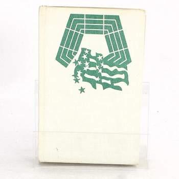 Kniha Hank Searls - Výstřel v Pentagonu