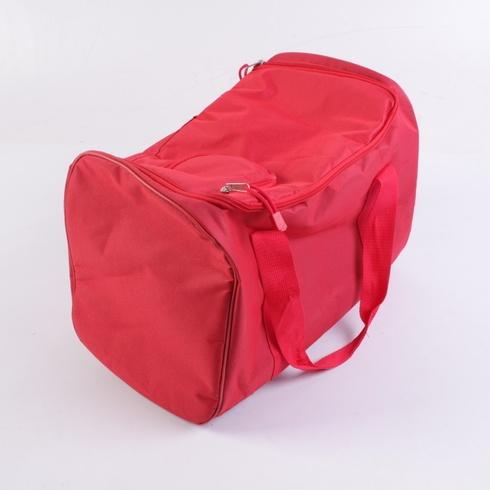 Chladící přepravní taška MTH červená