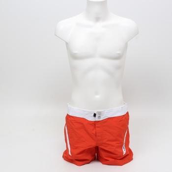 Pánské šortky na plavání Head červené