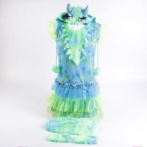 Dámský karnevalový kostým Widmann příšerka
