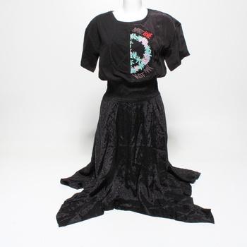Dámské šaty Desigual 20SWVW71200036 vel.40