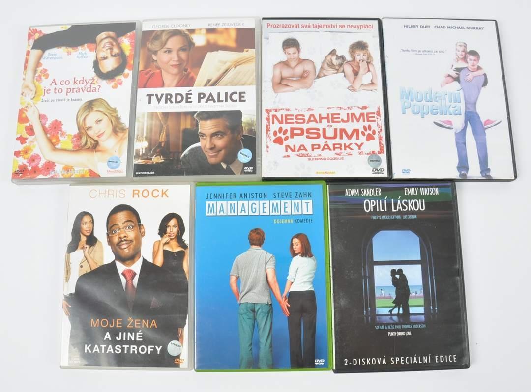 Sada 7 DVD Moderní popelka, Opilí láskou