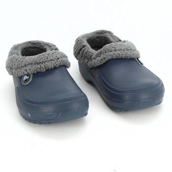 Pánské nazouváky Crocs Warm and Fuzzy Shoe