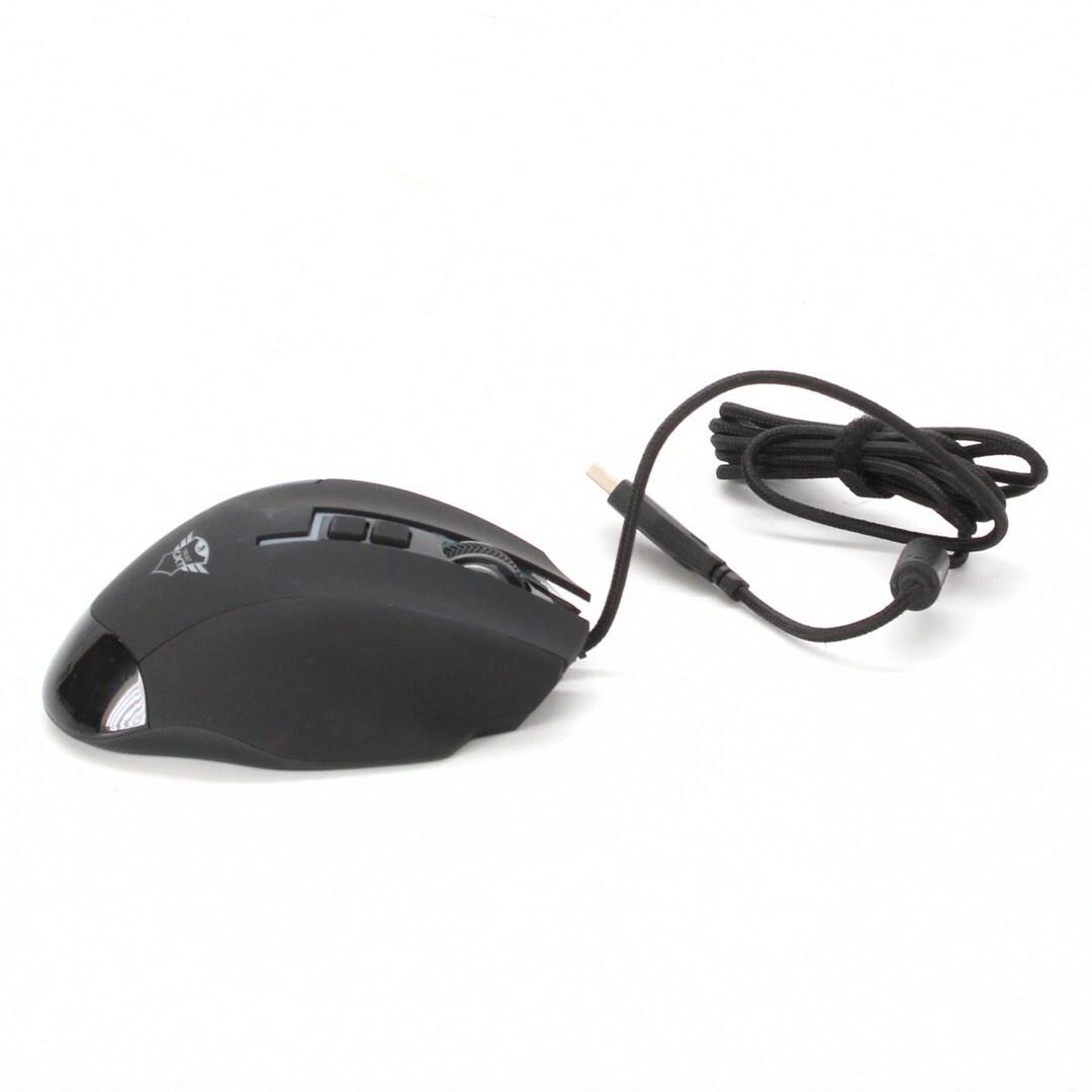 Kabelová myš Trust Gaming GXT 4155