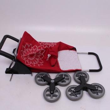 Nákupní vozík Gimi Tris Floral