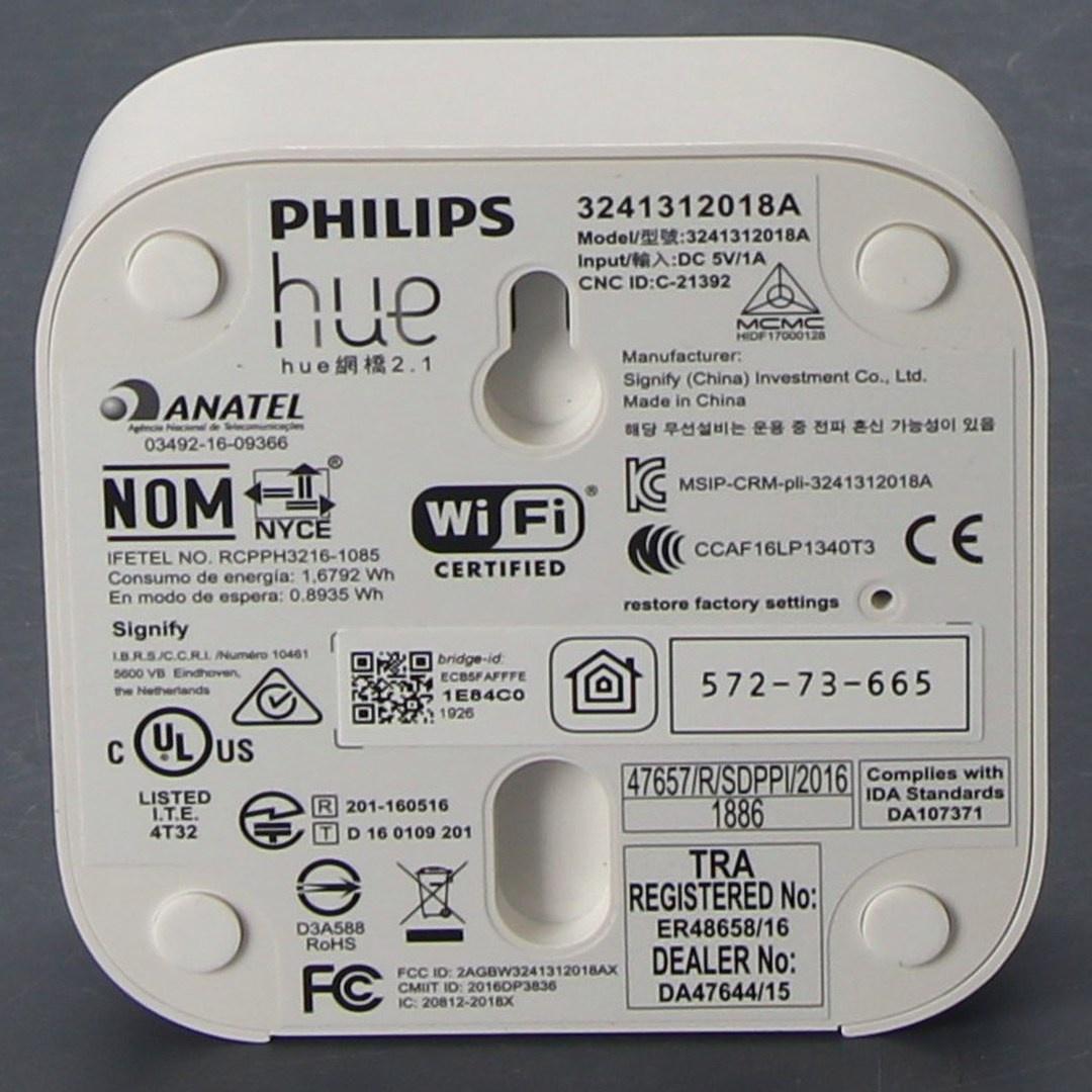 Startovací sada Philips Hue White&Color